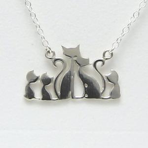 Family - Friends Jewelry - Silver