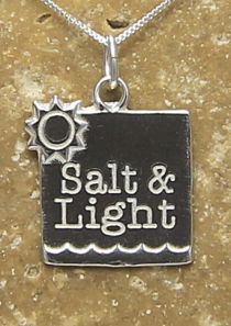 Salt and Light Necklace
