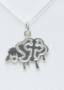 Lost Sheep Parable Necklace
