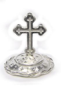 Greek Cross Ring Stand