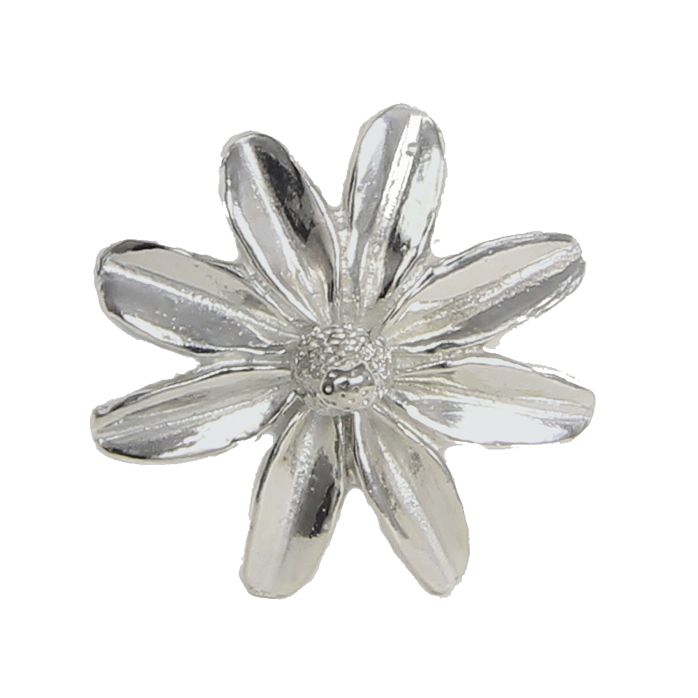 Lucina k daisy flower ring holder handcrafted in pewter lucina k daisy flower ring holder handcrafted in pewter izmirmasajfo