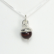 You have Potential Acorn Necklace - Lucina K.