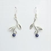 Garden Vine Earrings - Lucina K.
