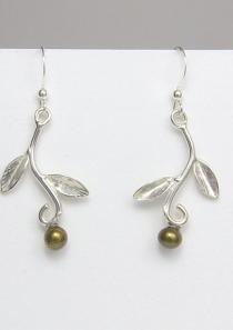 Garden Vine Earrings
