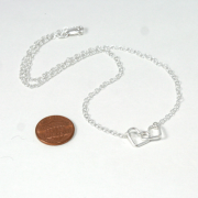 Linked Hearts Necklace - Lucina K.
