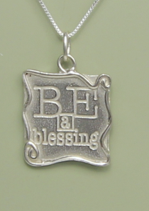 Be A Blessing Necklace