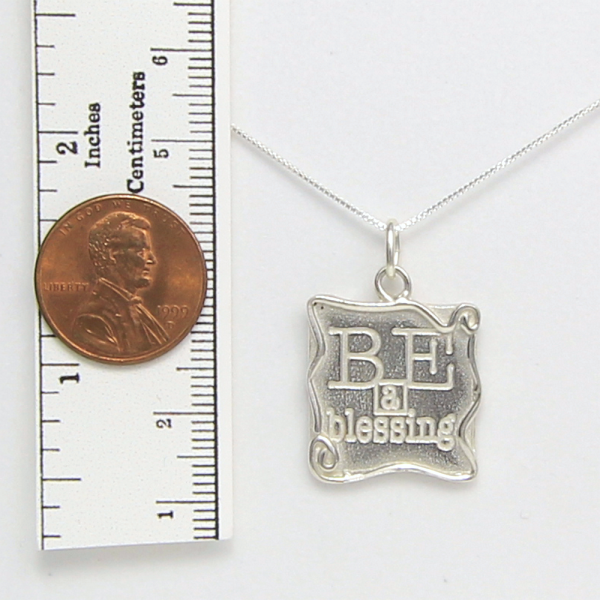 Be A Blessing Necklace - Lucina K.