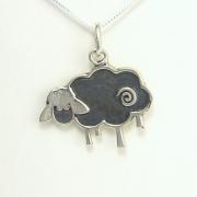 Black Sheep Necklace - Lucina K.
