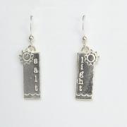 Salt and Light Earrings - Lucina K.