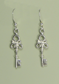 Keys to the Kingdom Earrings
