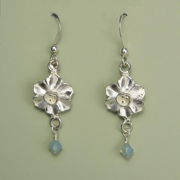 Narcissus Earrings December Flower