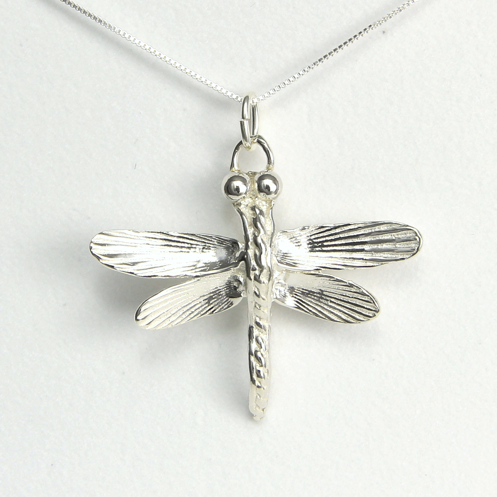 lucina k dragonfly necklace strength and victory lucina k